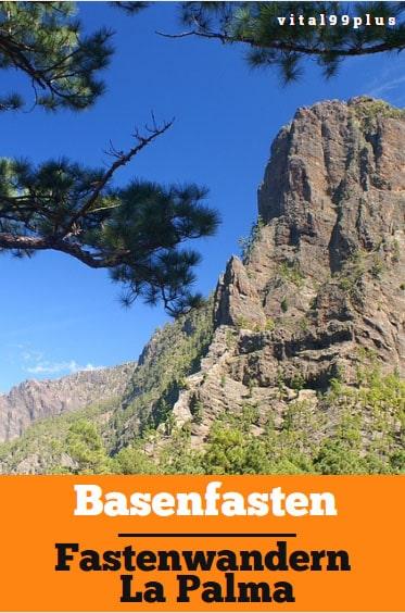 Basenfasten und Fastenwandern auf La Palma