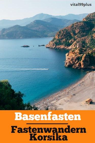 Basenfasten und Wandern auf Korsika