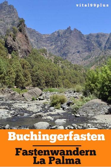 Mit Fastenwandern nach Buchinger auf La Palma gesund in den Winter starten